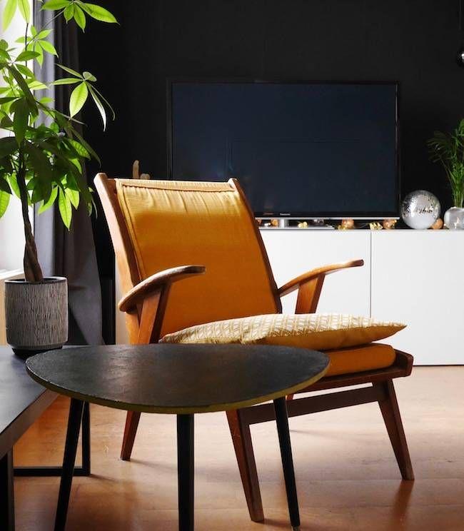 61 best Un coin pour bouquiner images on Pinterest Armchairs - peindre un lit en bois