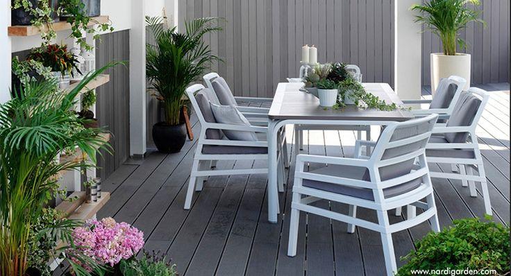 Come rendere il proprio terrazzo un magnifico e confortevole salotto? Scopri i nostri suggerimenti #design #exterior