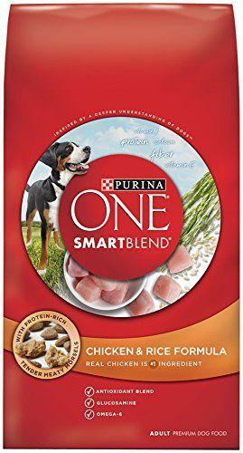 Purina ONE SmartBlend Chicken & Rice Formula Dry Dog Food... https://www.amazon.com/dp/B00HATBAFI/ref=cm_sw_r_pi_dp_x_wcSGzb11B8YPA #precisionnutritionrecipes