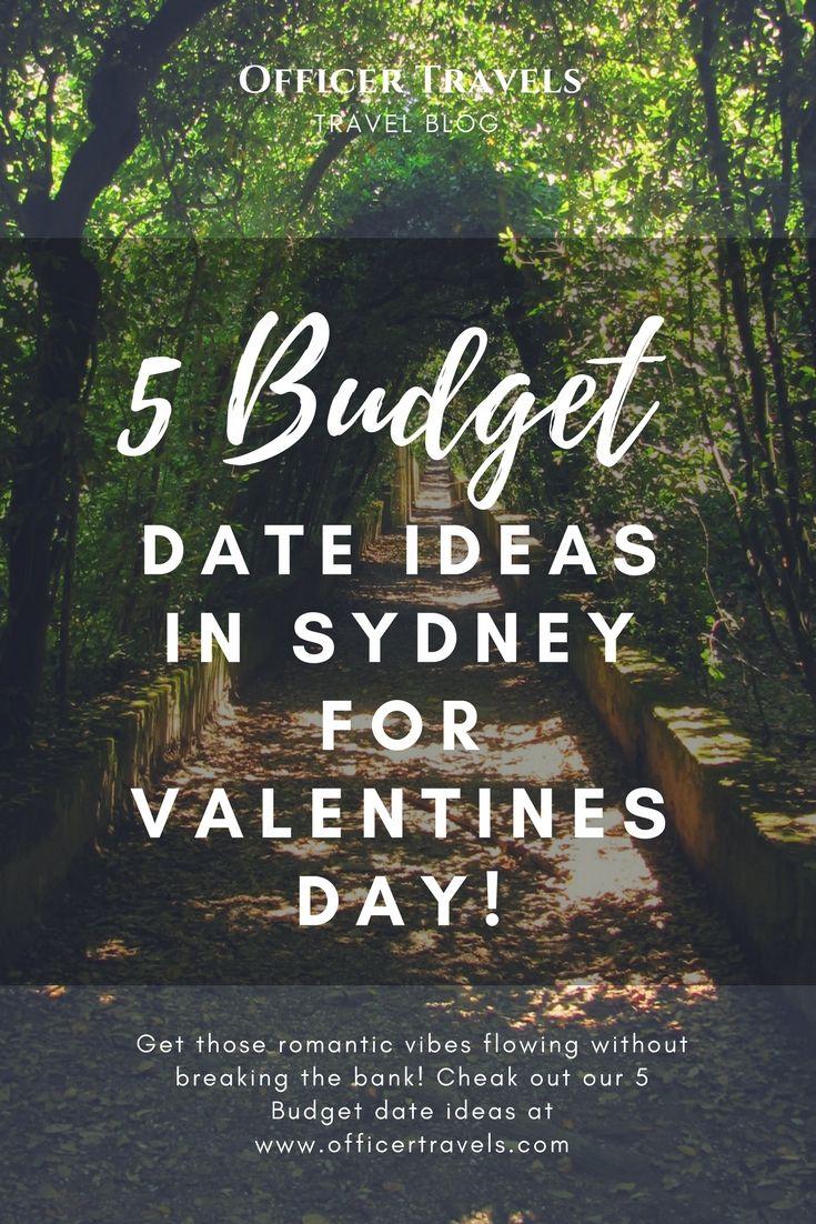 Romantic date ideas sydney
