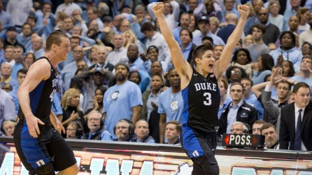Where's the sharp money going tonight between Duke and UNC?   Sports Insights