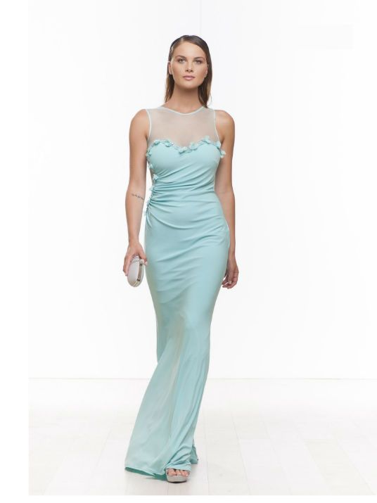 #silhouette #sirena #tiffany #abitolungo #abitoelegante #spring #springsummer 2015 #partydress #bridesmaids #damigella #dress #fashion #elegance #marriage