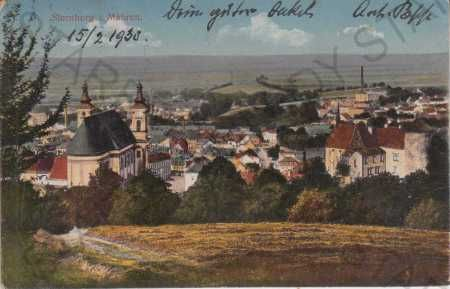 Moravský Šternberk / Sternberg i. Mähren