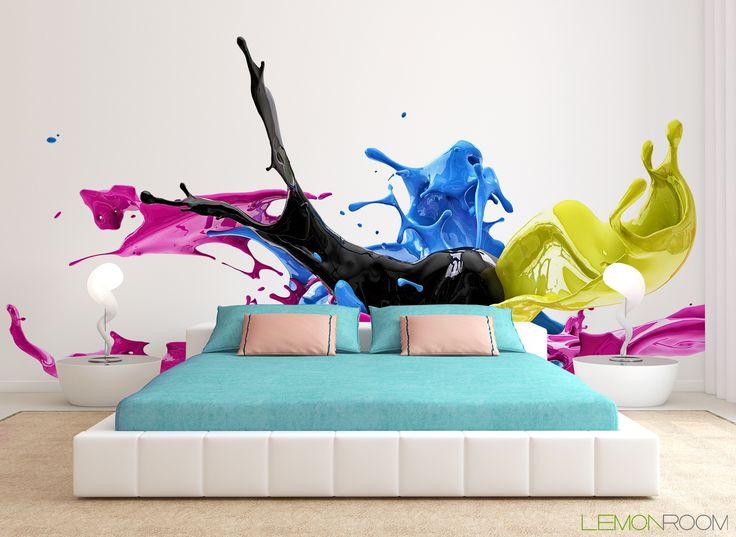 Fototapeta Farba  >> http://lemonroom.pl/fototapeta-0-wyniki-wyszukiwania-105653513-color-splash-cmyk.html  #fototapety #fototapeta #fototapety3D #Design #WystrójWnętrz #inspiracje #Dekoracje #Wnętrza #Aranżacje #Wnetrza #wystrojwnetrz #InteriorDesign #HomeDecor #Decorating #WallDecor #WallArt #Wallmurals #murals