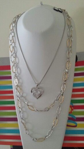 Style at work with I'm yours neckpiece