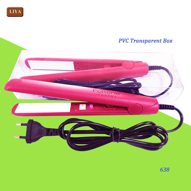 New Arrival China Manufacturer Professional Electric Hot Air Steam Hair Straightener