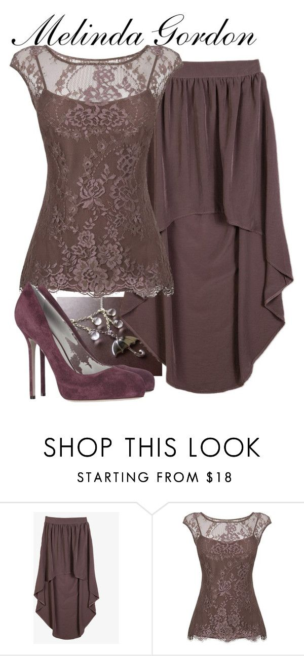 """Melinda Gordon"" by allij28 ❤ liked on Polyvore featuring Forever 21, L.K.Bennett and Sergio Rossi                                                                                                                                                                                 More"
