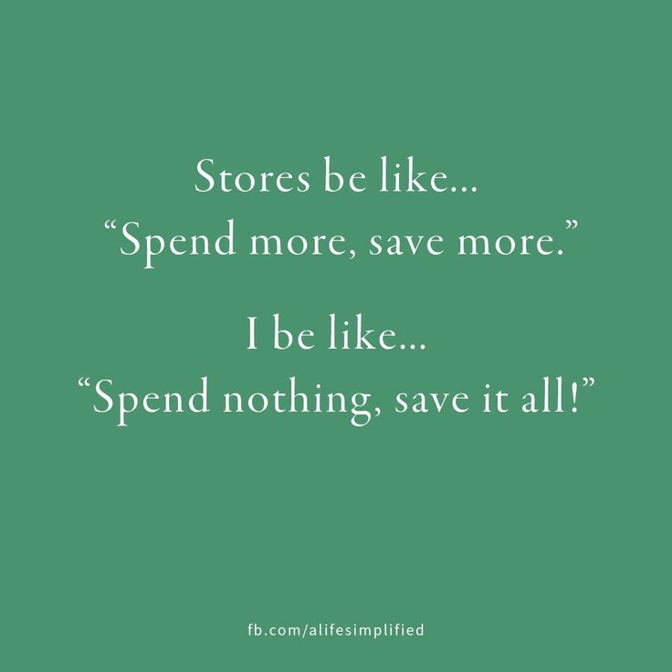 Think before you buy. Simplify and declutter your life and home.