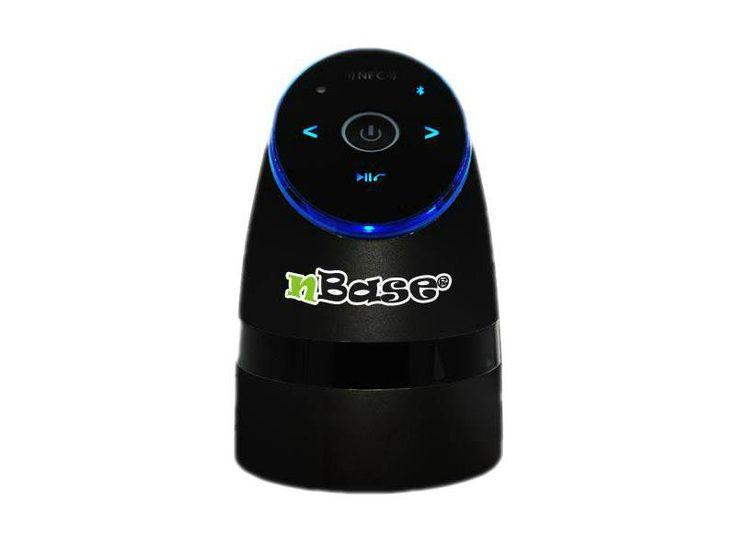 Hangszóró :: nBase Vibrospeaker Tower Bluetooth + NFC hangszóró