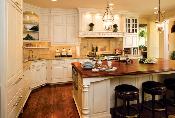Best 46 Best Images About Traditional Kitchens On Pinterest 400 x 300