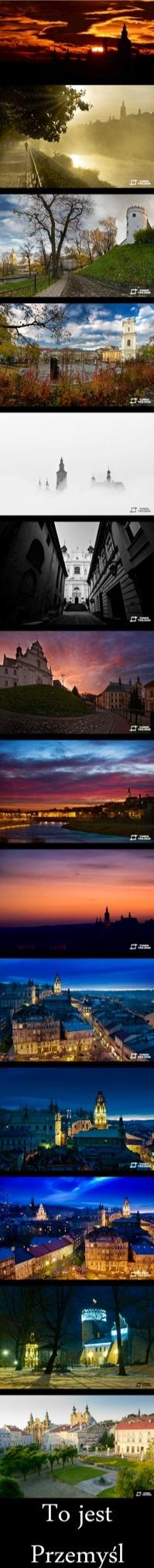 This is Przemyśl, Poland - my hometown!
