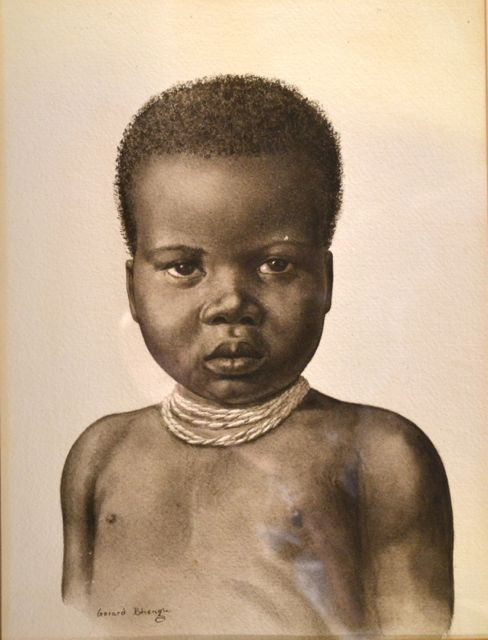 Gerard Bhengu Young Boy