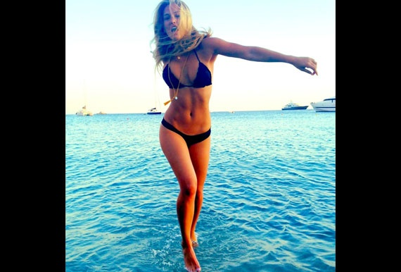 How amazing does Bar Refaeli look in this pic?! http://www.cleo.com.au/bar-refaeli-walks-on-water.htm
