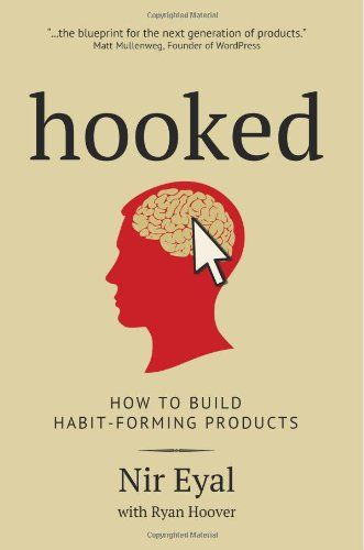 79 best books images on pinterest livros books to read and book show hooked a guide to building habit forming products nir eyal ryan hoover fandeluxe Images