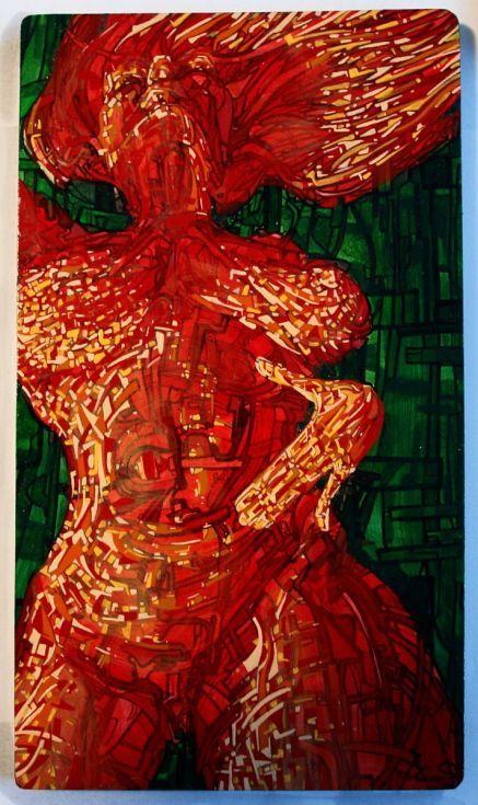 ARTFINDER: Nude#1 by Laura Şoneriu - ...