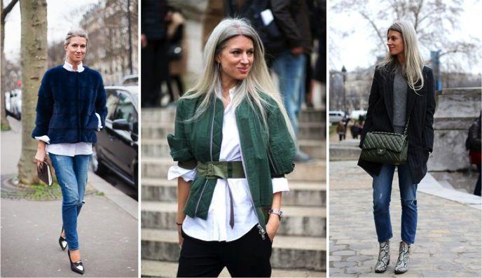 Сара Харрис фэшн-директор British Vogue