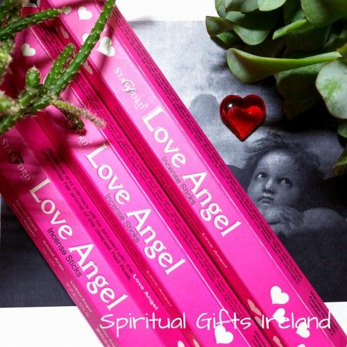 Visit our store at www.spiritualgiftsireland.com  Follow Spiritual Gifts Ireland on www.facebook.com/spiritualgiftsireland www.instagram.com/spiritualgiftsireland www.etsy.com/shop/spiritualgiftireland	 We are also featured on Tumblr  These incense sticks are hand rolled from dried Rose petals originating in India. 🌹 Roses are an unmistakable expression of love and convey our deepest emotions of respect, desire and admiration. 🌌 Burn these particular sticks to create a loving intimate…