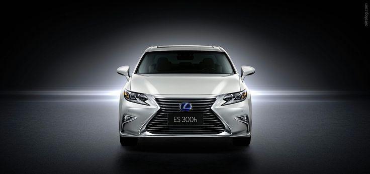 2016 Lexus ES 300h  #Segment_E #Lexus_ES #Japanese_brands #Lexus #2016MY #Lexus_ES_300h #Shanghai_Motor_Show_2015 #Lexus_ES_200 #Serial