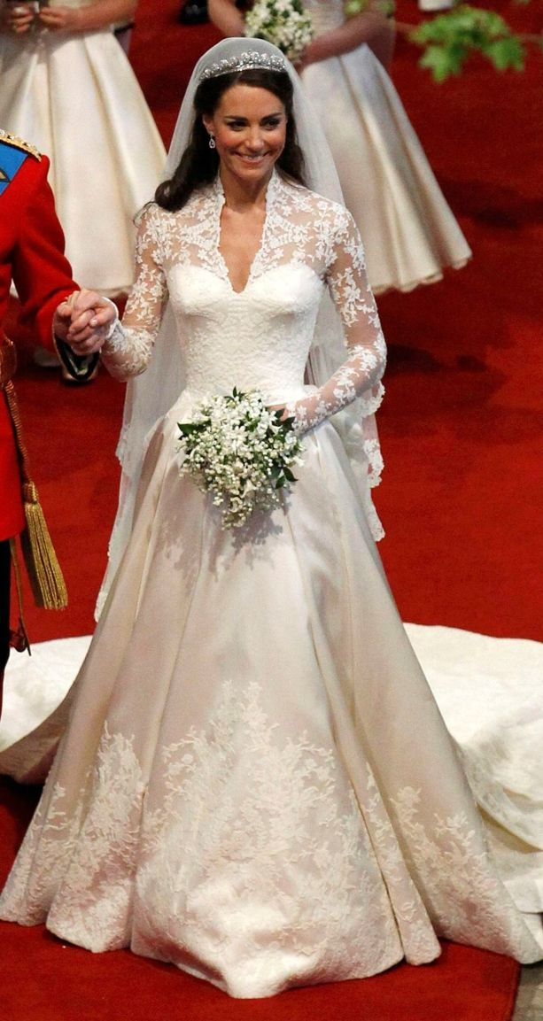150 Best Images About Kate Middleton 39 S Wedding Dress On