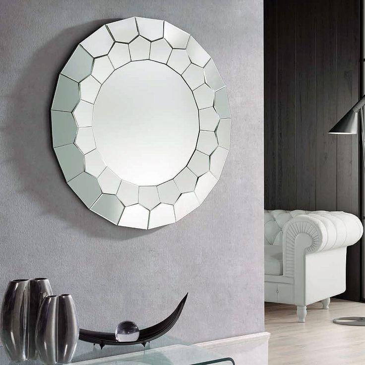 Espejo circular (294 – DE7) - Muebles CASANOVA