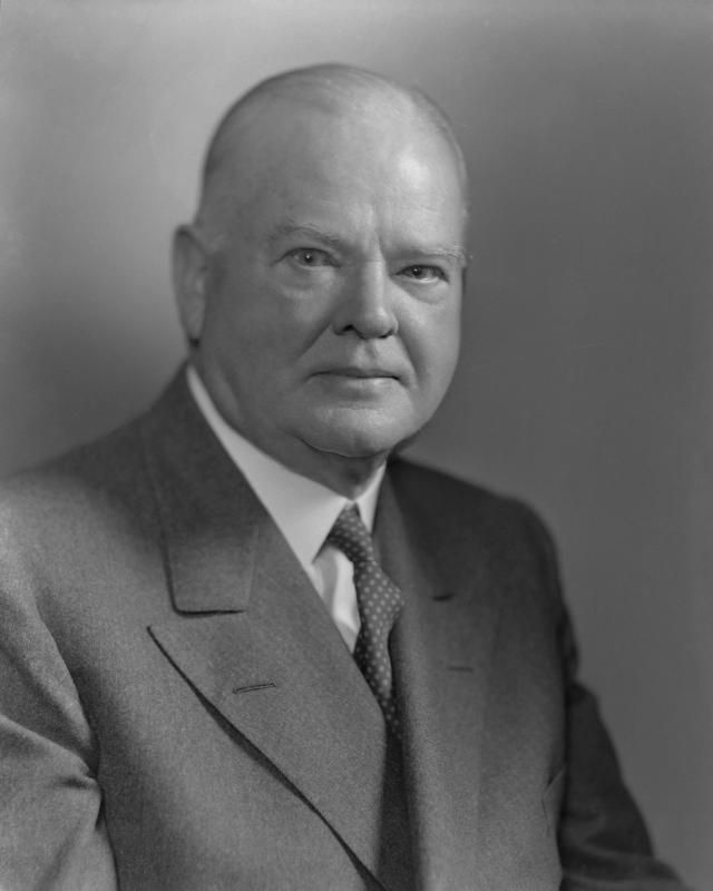 Biographical fast facts about Herbert Hoover, the thirty-first president of the United States.