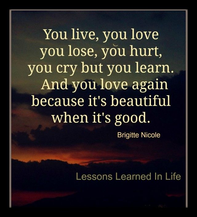After Divorce, Learn to Love Again