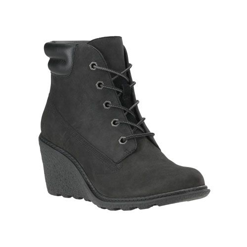 Women's Timberland® Earthkeepers® Amston 6-Inch Boots Black