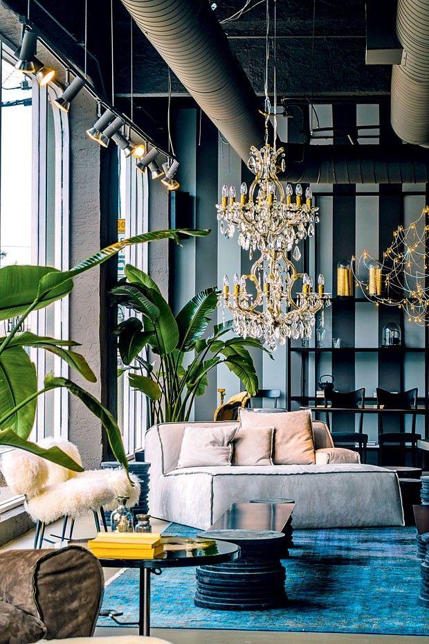 Reduto criativo do luxo em Miami
