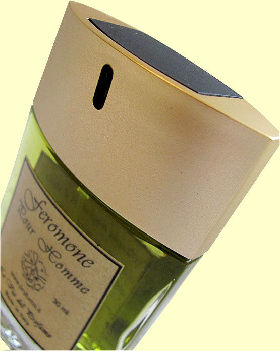 100% Natural Perfumes Made in Italy - Scents of the Soul - Pheromone (for men) - Men's pheromone perfume