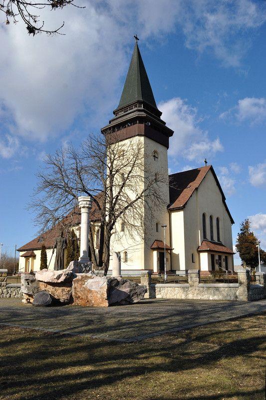Püspökladány Catholic Church