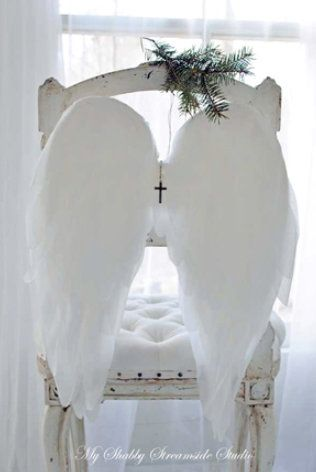 Angel Wings. wow just beautiful.