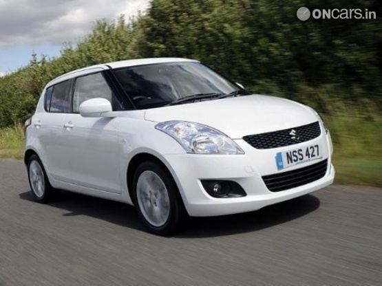 The Suzuki Swift - Small but stylish