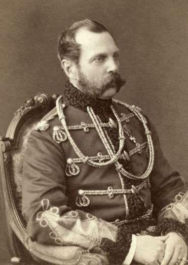 Tsar Alexander II - Everett Collection/REX