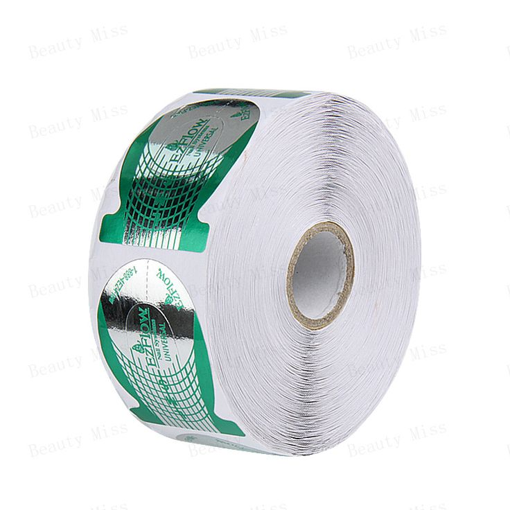 This is nice, check it out!   500pcs Each Roll Green Horseshoe shape Forms Nail Art Sculpting Acrylic UV Gel Tips Telfon Nail Forms Guide Extension - US $5.32 http://webhealthshop.com/products/500pcs-each-roll-green-horseshoe-shape-forms-nail-art-sculpting-acrylic-uv-gel-tips-telfon-nail-forms-guide-extension/
