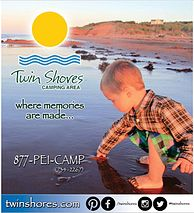 Twin Shores Camping Area | Darnley, PEI