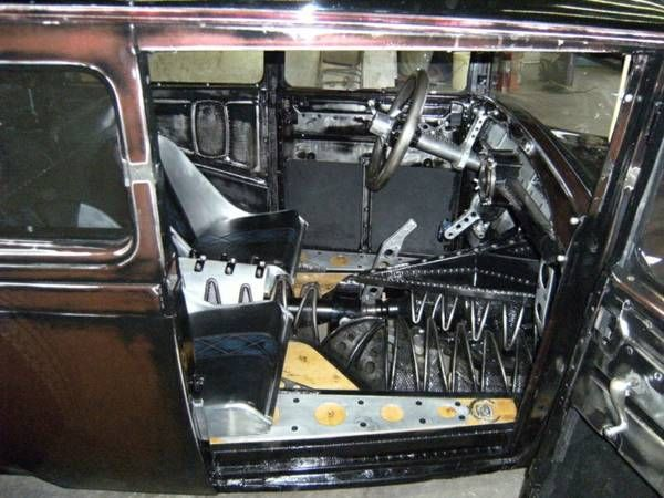Rat Rod Interiors Rat Rod Interiors Hot Rods Rats
