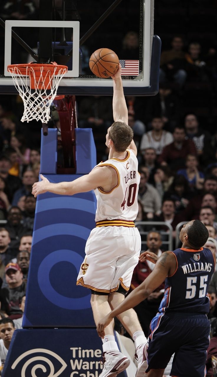 Seating charts quicken loans arena official website - Center Tyler Zeller Goes Up For The Layup During The Game Against The Charlotte Bobcats At Quicken Loans Arena On February 2013 In Cleveland