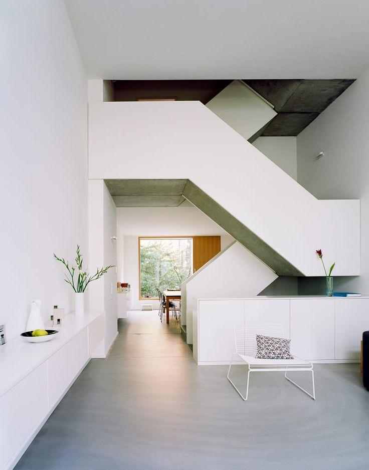 Mejores 310 imágenes de 003.2 stairs en Pinterest   Escaleras ...