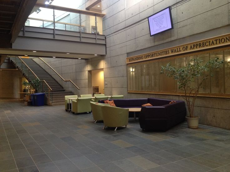 One Of St Lawrence College Kingston Campusu0027s Many Great Study Spots. #study  #comfort Part 72