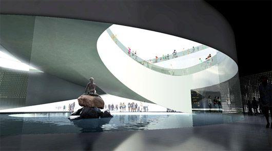 BIG Wins Danish Pavilion for 2010 World Expo in Shanghai