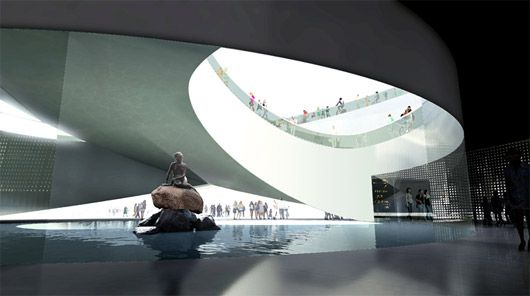 BIG Wins Danish Pavilion for 2010 World Expo in Shanghai