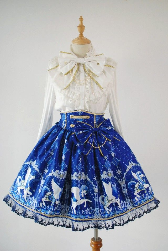 Recommendation: The Replica of Angelic Pretty Crystal Dream Carnival Skirt >>> http://www.my-lolita-dress.com/replica-angelic-pretty-crystal-dream-carnival-skirt-tl-4  ❇❇❇ Custom Sizing Available [Made-to-Measure] ❇❇❇