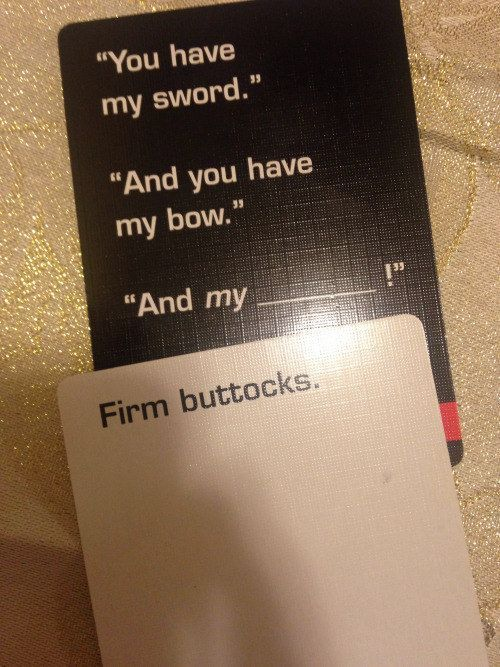 "17 Outrageosly Funny ""Cards Against Humanity"" Combinations"