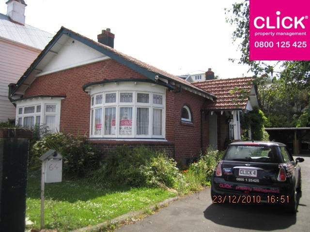 2013 Great Central Location for rent   Click Property Management - Rental Property Managers - Letting Agents - Dunedin, New Zealand