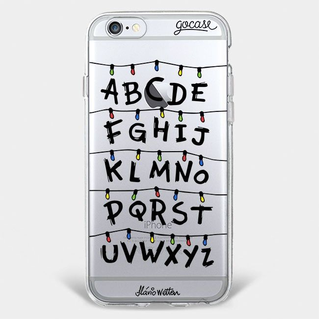 Custom Phone Case Lights