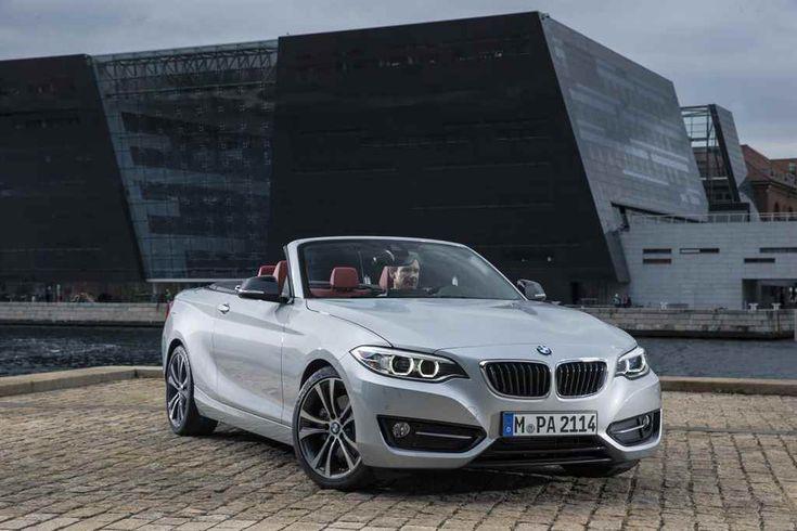 Kiemelten sportos stílusú prémiummodell: itt az új BMW 2 Cabrio - autoaddikt.hu