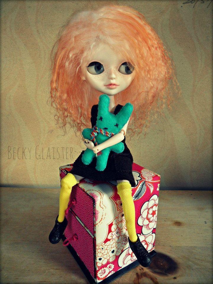 Astrid. My Tangkou custom.