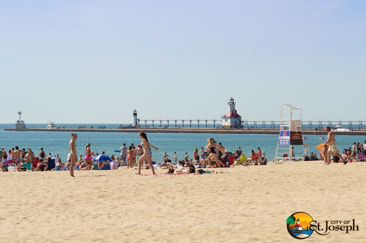 Visitors Guide - City of St. Joseph, Michigan Recommended by several people as a weekend or day trip with kids!