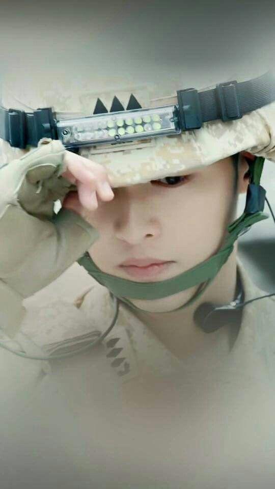 Descendants Of The Sun - Capt. Yoo Si Jin