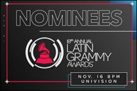 Full List Of Latin Grammy Nominees 2017: Residente Maluma Shakira Mon Laferte and More  #hypebot